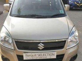 Used Maruti Suzuki Wagon R Stingray 2016 AT for sale in Chennai