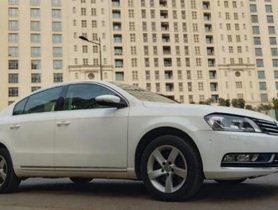 Used 2012 Volkswagen Passat Highline DSG MT car at low price in Thane