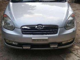 Used 2010 Hyundai Verna CRDi AT for sale in Coimbatore