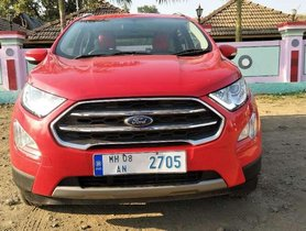 Used 2018 Ford EcoSport MT for sale in Thane