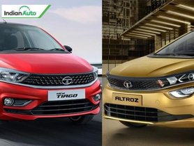Tata Altroz vs Tata Tiago Comparison: Which Is Better To Buy?