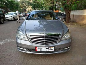 Used Mercedes-Benz S-Class S 350 CDI, 2010, Diesel AT for sale in Mumbai