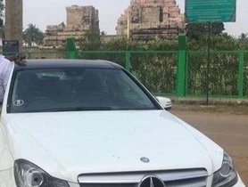 Used 2013 Mercedes Benz C-Class AT for sale in Chennai
