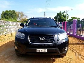 Used 2010 Hyundai Santa Fe MT for sale in Tirunelveli
