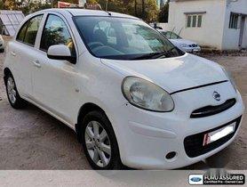 Used Nissan Micra Diesel 2012 MT for sale in Rajkot