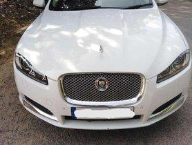 Used 2013 Jaguar XF Diesel AT for sale in Gurgaon