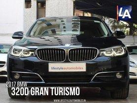 Used BMW 3 Series GT Version Luxury Line AT car at low price in Kolkata