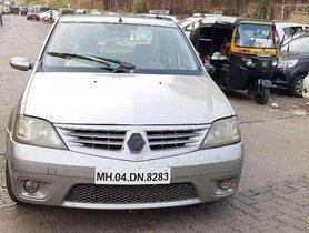 Used Mahindra Renault Logan, 2008, Diesel MT for sale in Mumbai