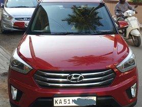 2016 Hyundai Creta 1.6 Gamma SX Plus MT for sale at low price in Bangalore