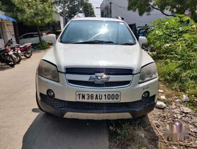 Used Chevrolet Captiva 2008 MT for sale in Chennai at low price