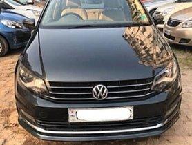 Used 2016 Volkswagen Vento 1.5 TDI Highline Plus AT for sale in Kolkata