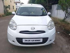 Used Nissan Micra XV Petrol, 2011, MT for sale in Coimbatore