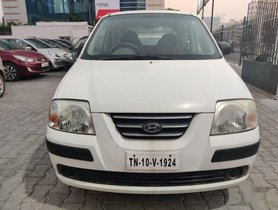 Used Hyundai Santro Xing GLS 2008 MT for sale in Chennai