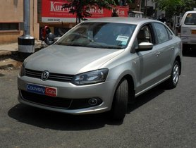 Volkswagen Vento 1.6 Highline MT 2013 in Bangalore