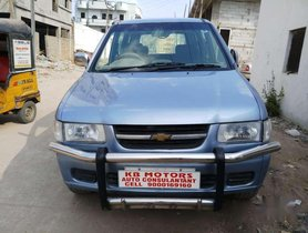Used Chevrolet Tavera 2009 MT for sale in Hyderabad at low price