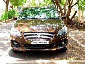 Used Maruti Suzuki Ciaz Zeta, 2017, Petrol MT for sale in Coimbatore