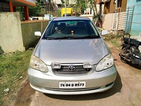 Used 2006 Toyota Corolla H5 MT for sale in Chennai