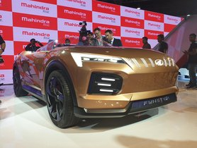 Mahindra Funster Convertible EV Unveiled At Auto Expo 2020