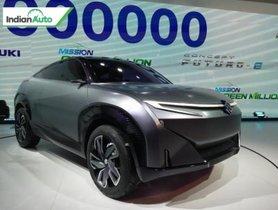 Maruti Futuro-e Previews A Kia Seltos Rival, Launch in 2021