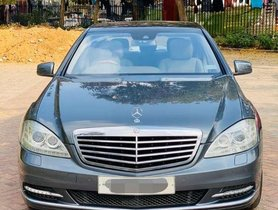 Used 2010 Mercedes Benz S Class AT for sale in Hyderabad