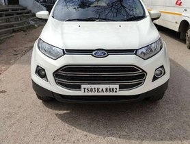 Used Ford EcoSport Titanium 1.5 TDCi, 2014, Diesel MT for sale in Hyderabad