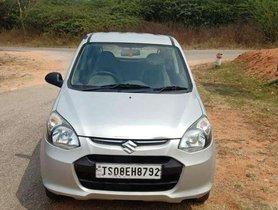 Used Maruti Suzuki Alto 800 LXI 2015 MT for sale in Hyderabad