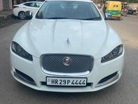 2014 Jaguar XF Version 2.0 Litre Petrol AT for sale at low price in New Delhi