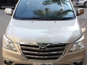 Used Toyota Innova MT car at low price in Bangalore