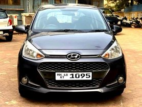 Used Hyundai Grand i10 Version Sportz MT car at low price in Mumbai