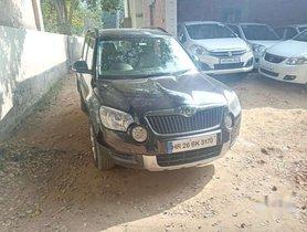 Used 2011 Skoda Yeti MT for sale in Gurgaon