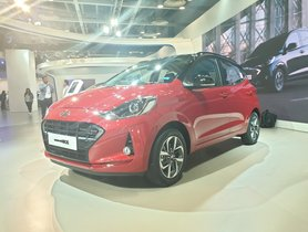 Hyundai Grand i10 Nios Turbo (N-Line) Unveiled At 2020 Auto Expo