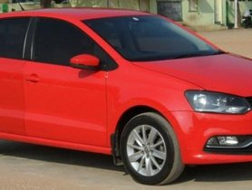 Volkswagen Polo 2015-2019 1.5 TDI Highline MT for sale in Coimbatore