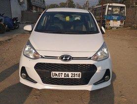 Hyundai Grand i10 1.2 CRDi Sportz Option MT 2017 for sale in Dehradun