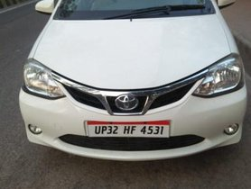 2016 Toyota Etios GD MT for sale at low price in Lucknow
