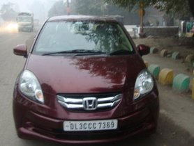 2015 Honda Amaze MT for sale at low price in Ghaziabad