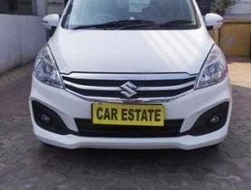 Used Maruti Suzuki Ertiga SHVS VDI 2018 MT for sale in Jaipur