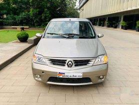 Mahindra Renault Logan AT 2008 in Mumbai