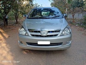 Toyota Innova 2004-2011 2.5 V Diesel 7-seater MT for sale in Bangalore