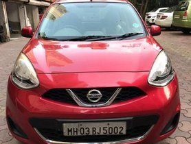 2013 Nissan Micra XV CVT AT for sale at low price in Mumbai