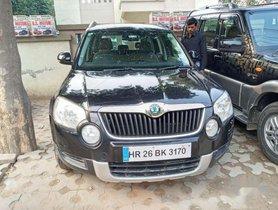 Skoda Yeti, 2011, Diesel MT for sale in Rewari