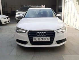 2013 Audi A6 AT 2011-2015 for sale at low price in New Delhi