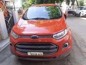 Used Ford EcoSport Titanium Plus BE 1.5 TDCi, 2013, Diesel MT for sale in Tiruchirappalli