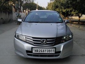 Used Honda City S 2009 MT for sale in Gurgaon