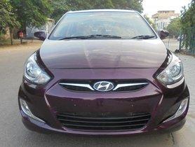 Hyundai Verna CRDi 1.6 SX MT 2013 for sale in Jaipur