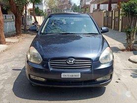 Used 2008 Hyundai Verna MT car at low price in Coimbatore