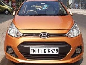 Hyundai Grand i10 1.2 Kappa Asta 2014 MT for sale in Chennai