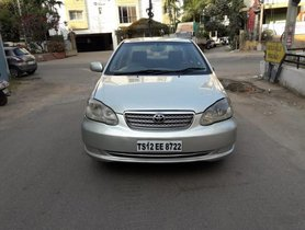 2006 Toyota Corolla H2 MT for sale in Hyderabad