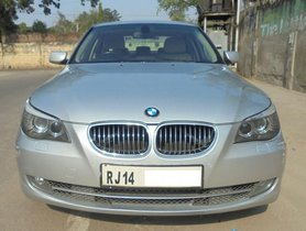 2008 BMW 5 Series 2007-2010 AT for sale at low price in Jaipur