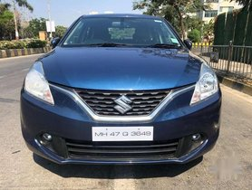 2016 Maruti Suzuki Baleno Zeta Automatic AT for sale at low price in Goregaon