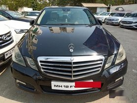 2010 Mercedes Benz E-Class 2009-2013 E350 CDI Avantgarde AT for sale at low price in Pune